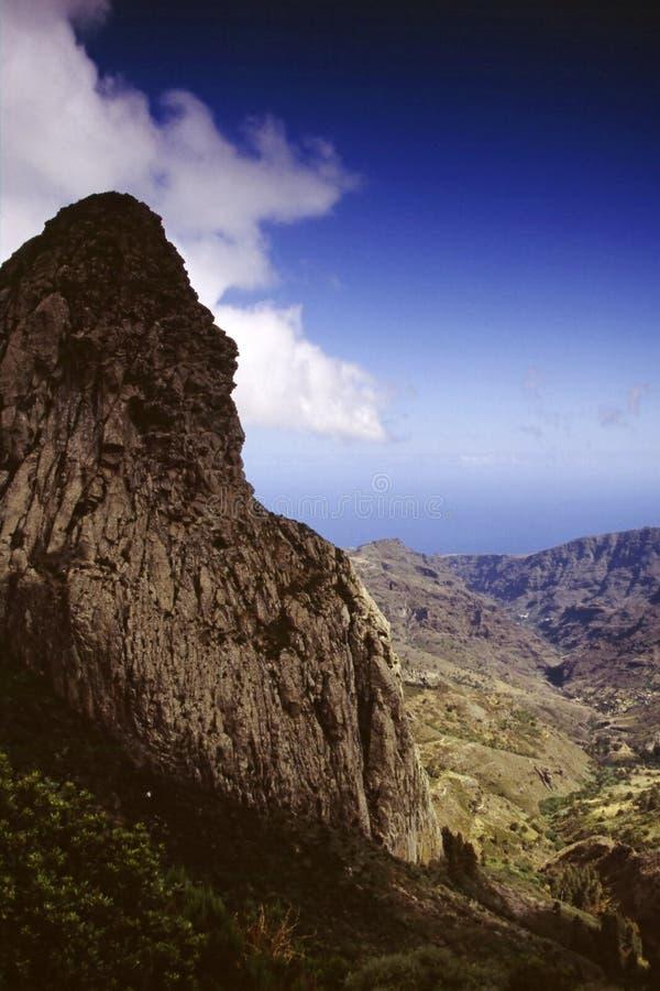 Roque De Agua foto de archivo