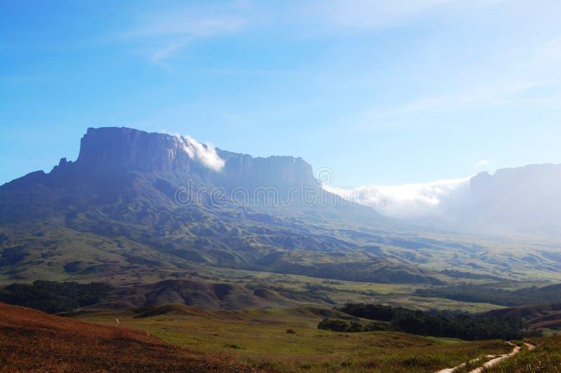Roraima -委内瑞拉 图库摄影