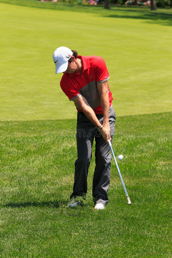 Download Rory McIlroy editorial stock photo. Image of village - 31369713