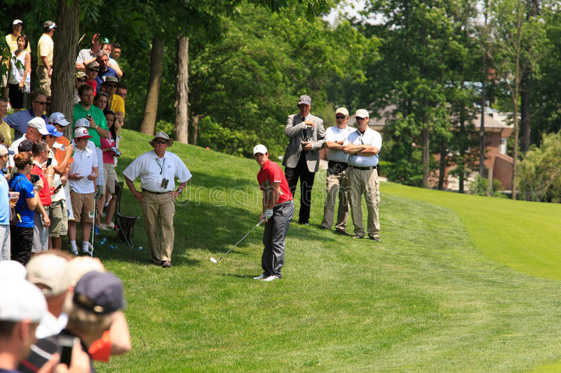 Download Rory McIlroy editorial stock image. Image of emmett, club - 31369754