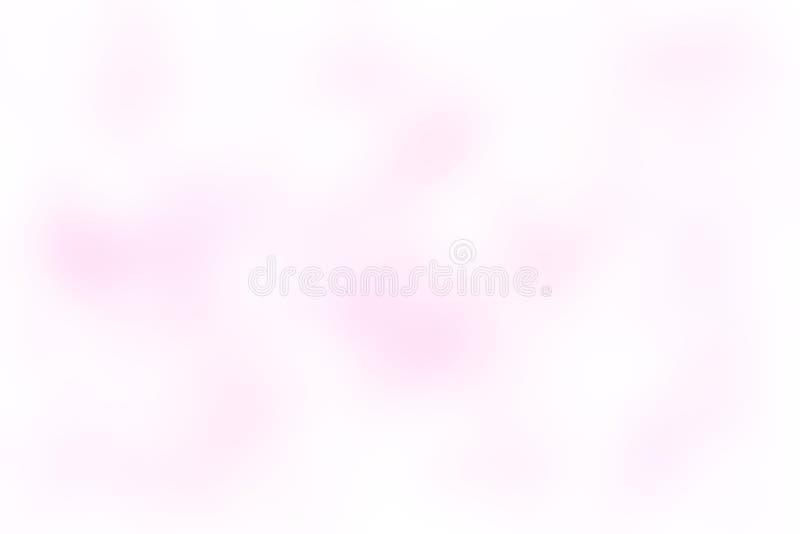 Rosa abstrato e fundo delicado pastel amarelo imagem de stock royalty free