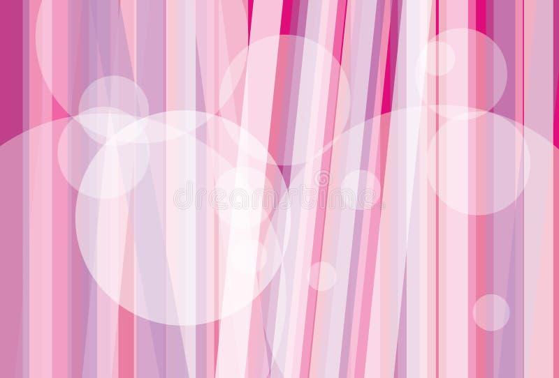 rosa band för bakgrund arkivbild