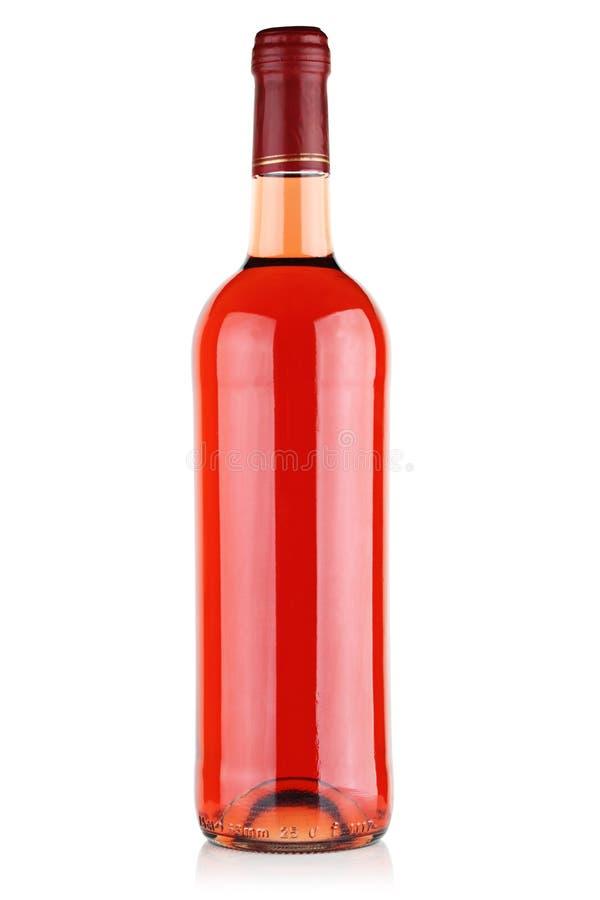 Rosa del vino. immagine stock