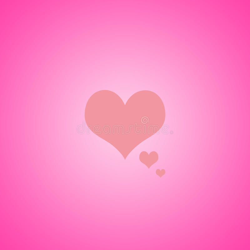 Rosa do sumário com projeto amarelo da disposição do fundo do coração, te da Web ilustração royalty free