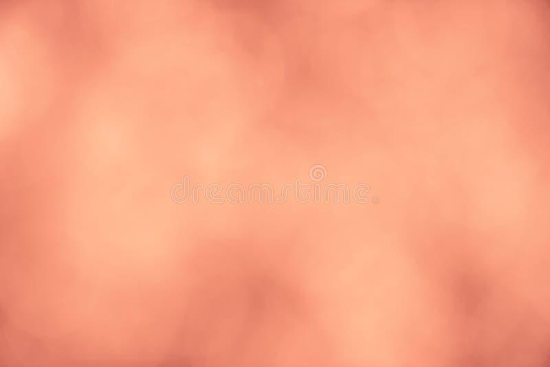 Rosa rosa färger för abstrakt bokehtappningvår och mjuk pastell b för oragne arkivbild