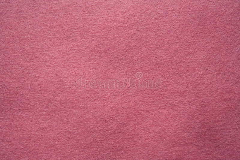 Rosa felt stock photography