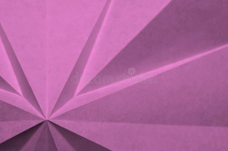 Rosa, fundo colorido, minimalista pastel do projeto gráfico fotografia de stock