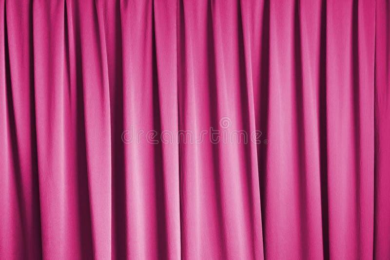 Rosa gardin av bioetappbakgrund arkivfoto