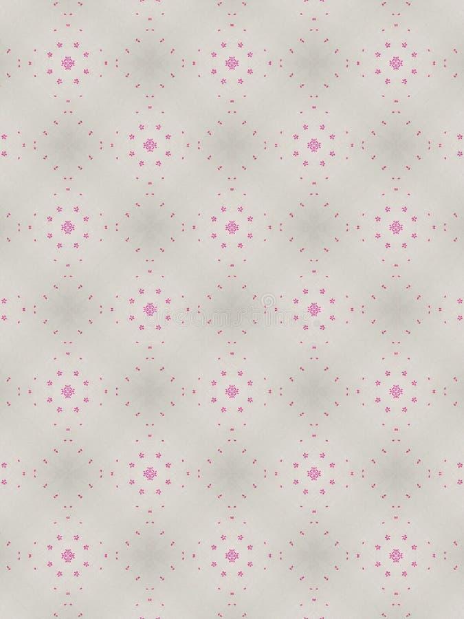 Rosa Grau des Hintergrundes stockbild