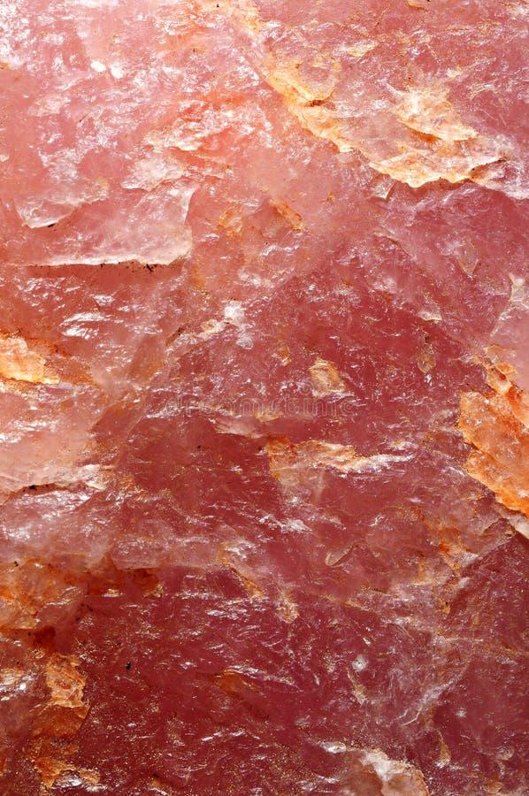 Rosa kvartsbakgrund arkivbild