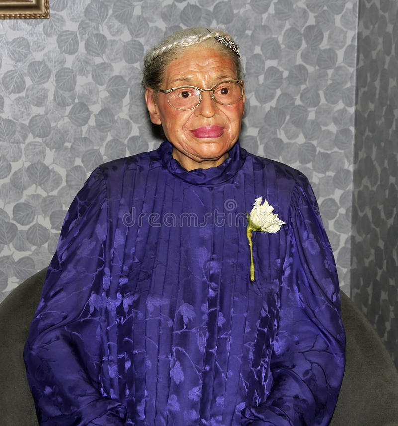 Rosa Parks stock images