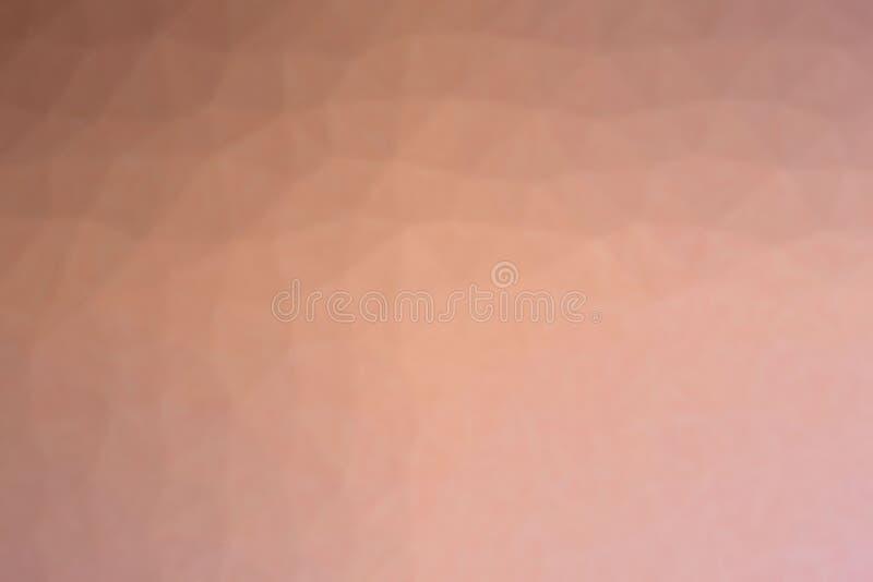 Rosa pastell till och med mycket liten Glass bakgrundsillustration stock illustrationer