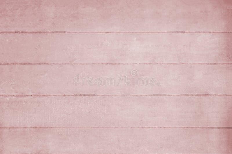 Rosa Planked bakgrundstextur arkivbilder