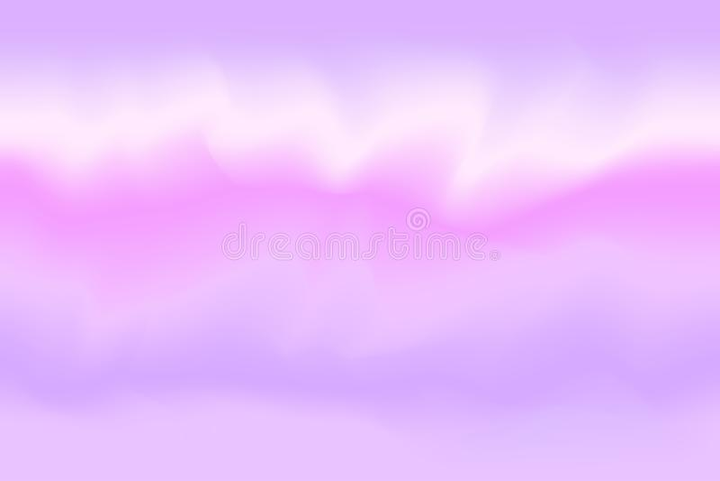 Rosa purpurfärgad färgrik konst för baner för målningvattenfärgbakgrunder royaltyfri illustrationer