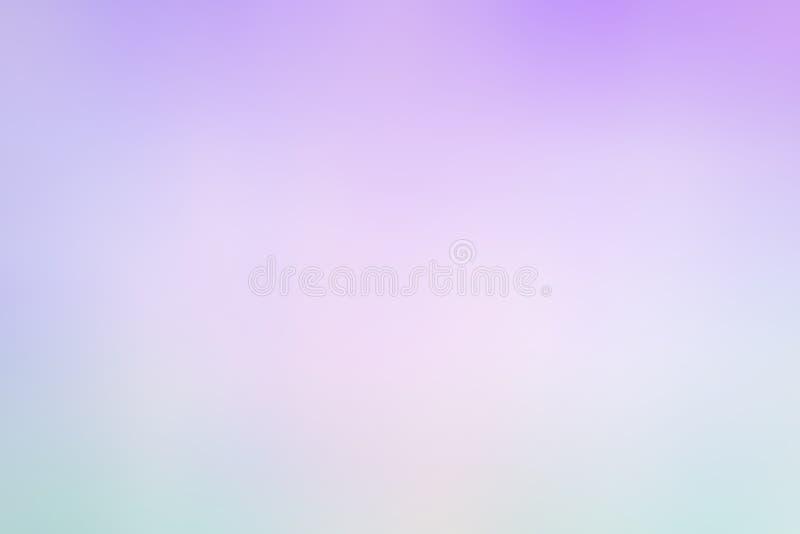 Rosa suave, plantilla púrpura, violeta de la pendiente, bandera, fondo del cartel foto de archivo libre de regalías