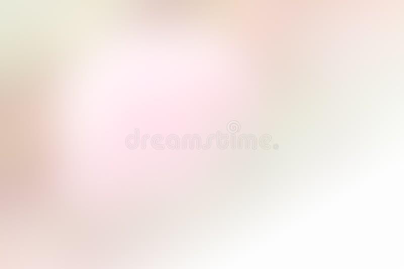 Rosa suddig bakgrund royaltyfri bild