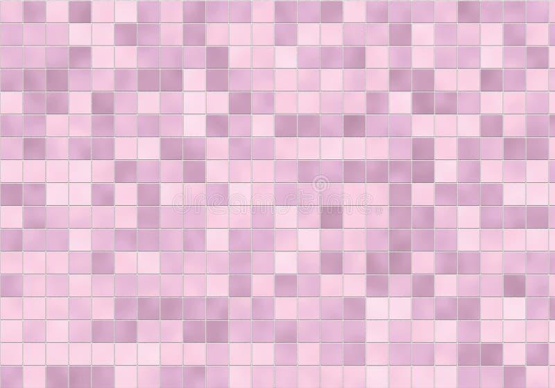 Download Rosa surface tegelplatta stock illustrationer. Illustration av textur - 510369
