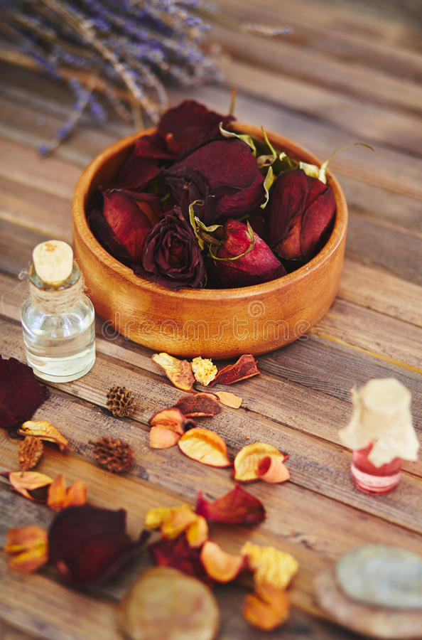 Rosa tinktur arkivbilder