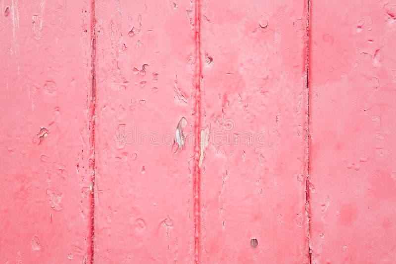 rosa trä för bakgrund arkivfoton