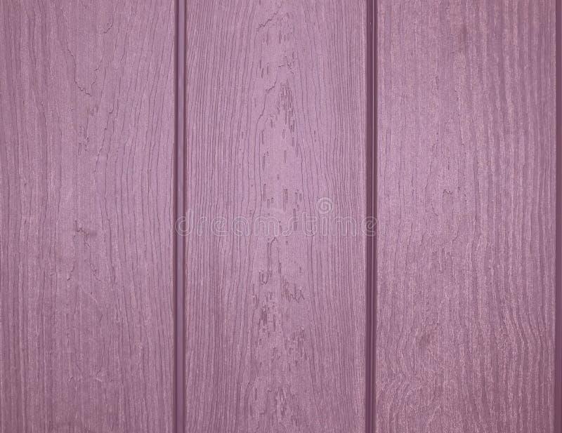 Rosa trävertikal plankabakgrund royaltyfria foton