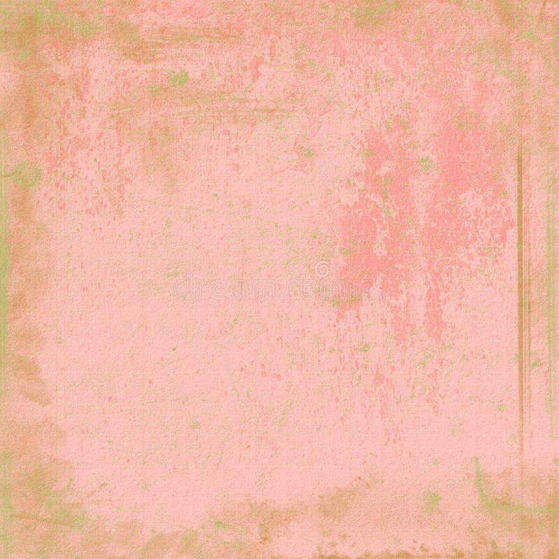 Rosa und Kalk vektor abbildung