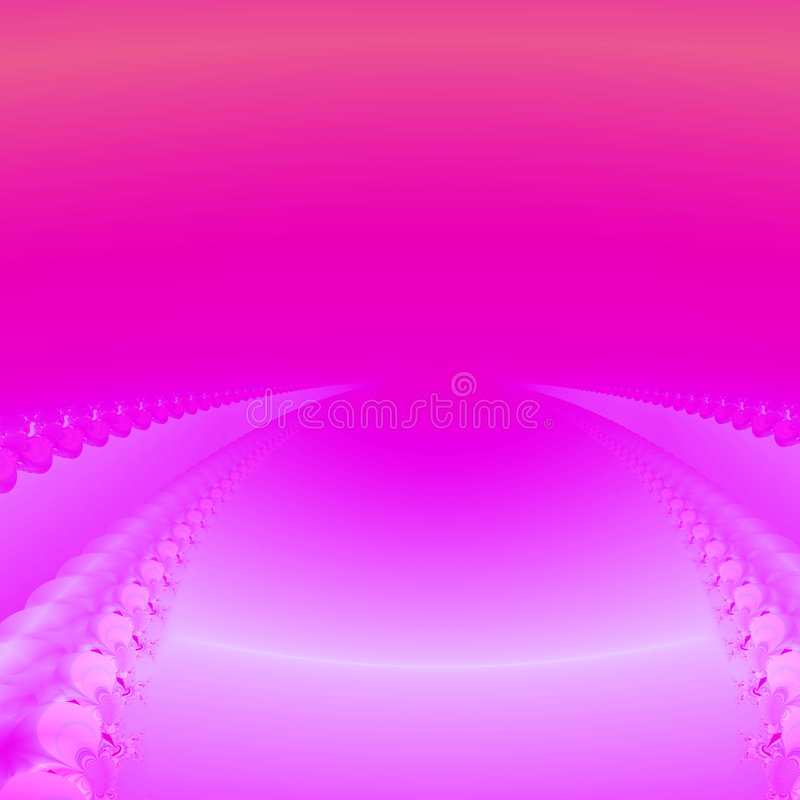 Rosafarbene abstrakte Tapete oder Hintergrund stock abbildung