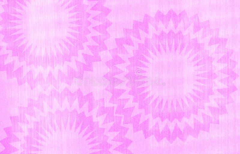 Rosafarbener blumiger Hintergrund lizenzfreie stockfotografie