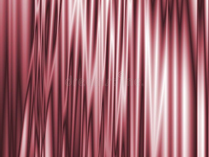 Download Rosafarbener Satin stock abbildung. Bild von linear, satin - 45225