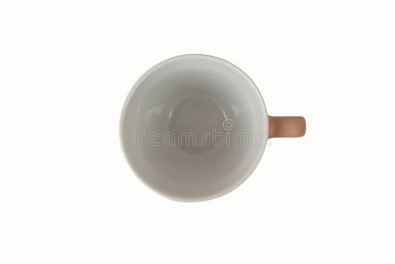 Rosafarbenes Cup stockbild