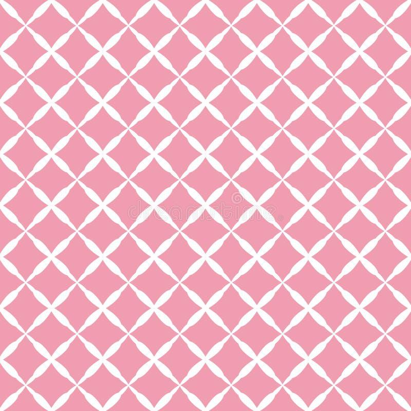 Rosafarbenes Muster