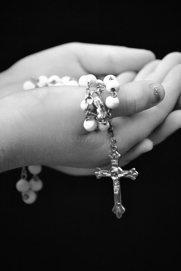 rosario foto de archivo libre de regalías