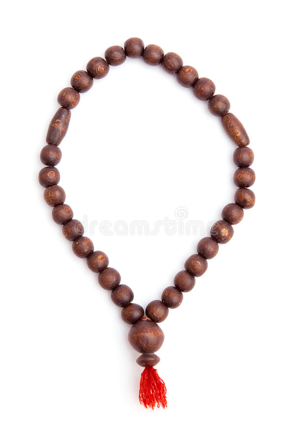 rosary ξύλινο στοκ εικόνες