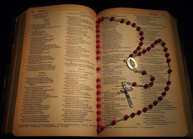 Download Rosary stock photo. Image of metal, catholic, prayer - 26986038