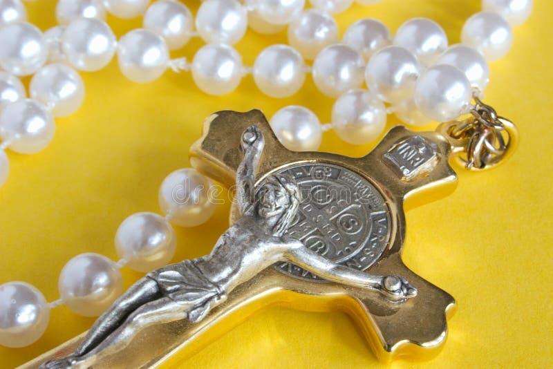 Download Rosary стоковое фото. изображение насчитывающей ожерелье - 75094