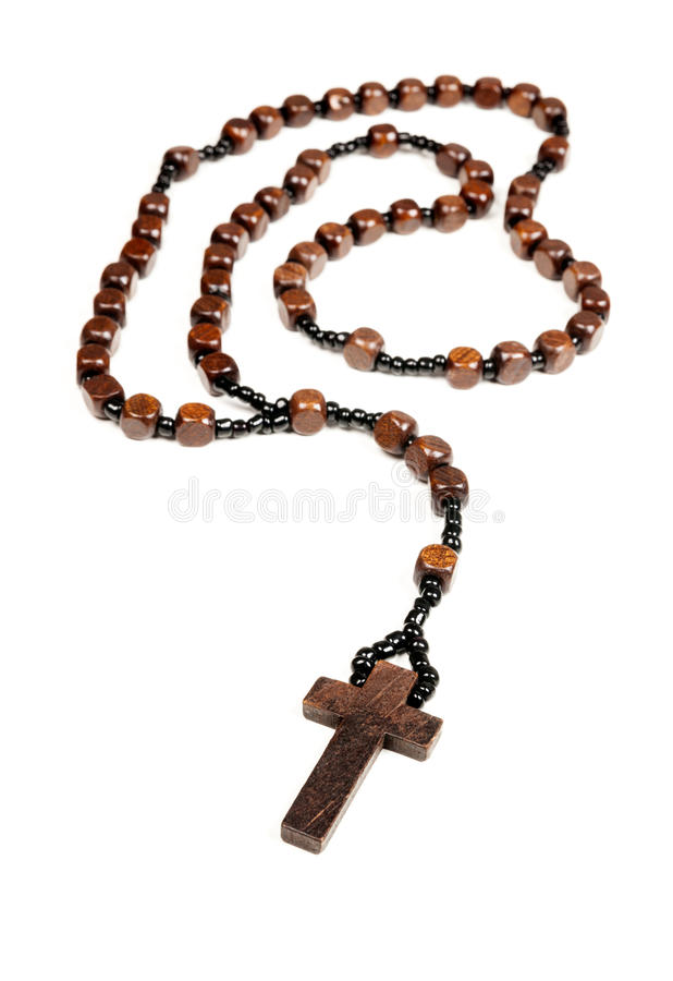 Free Rosary Beads. Stock Images - 29899624