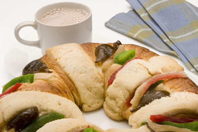Rosca De Reyes Stock Image. Image Of Traditional, Sweet