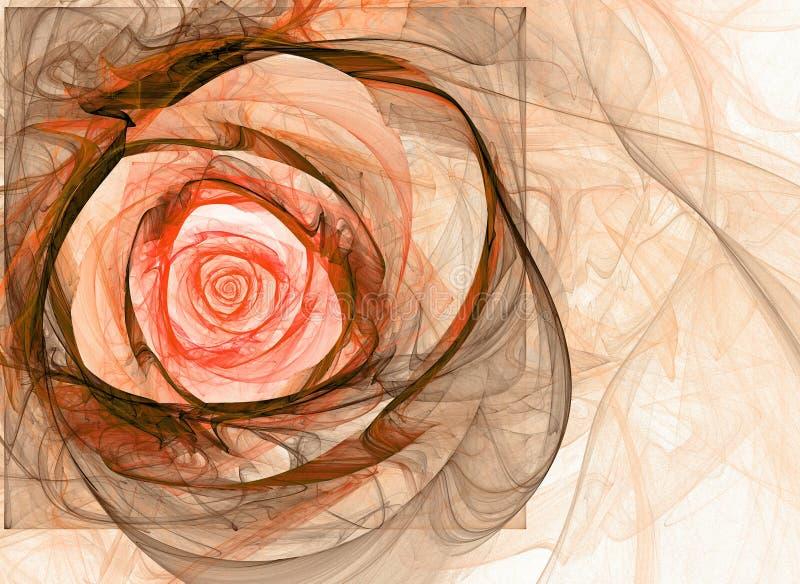 rose royalty ilustracja