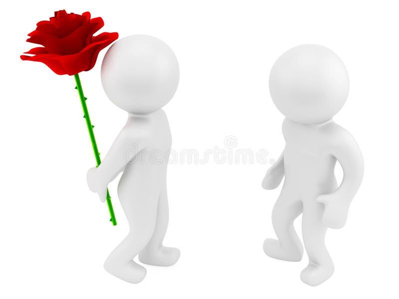 Download Rose stock illustration. Image of rose, enjoy, romance - 24803380