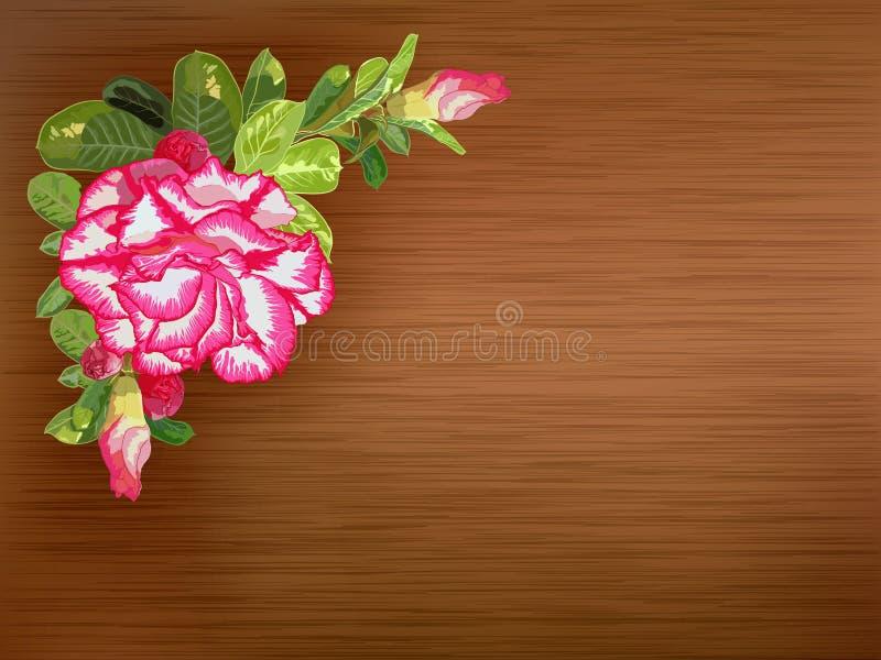 Rose lizenzfreie abbildung