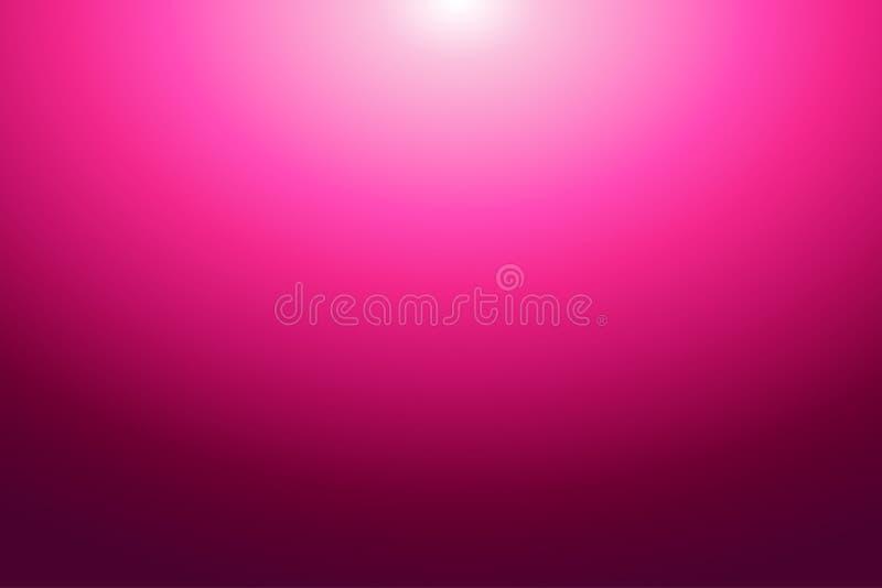 Rose abstrait coloré Tone Gradient Background pour votre conception graphique image stock