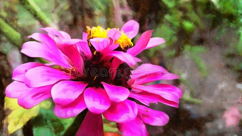 Rose auf dem bokeh Hintergrund stockbilder