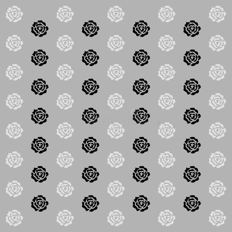 Rose Background-Ikone, die für irgendwelche groß ist, verwenden Vektor eps10 vektor abbildung