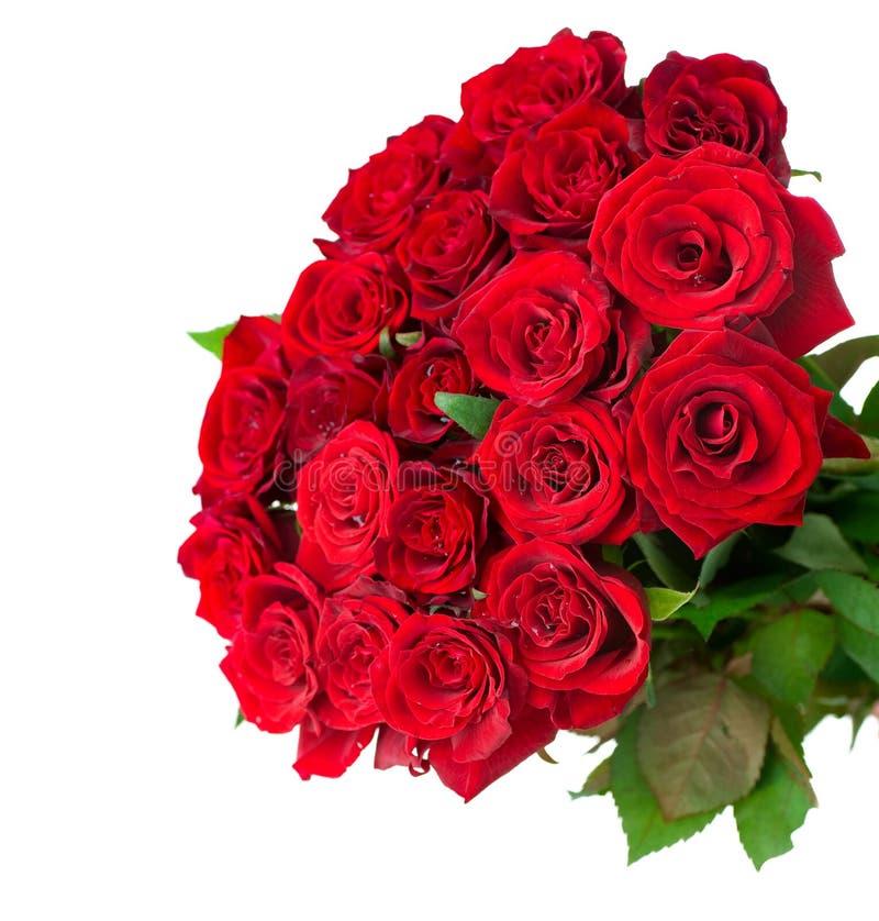Rose blüht Blumenstrauß lizenzfreies stockbild