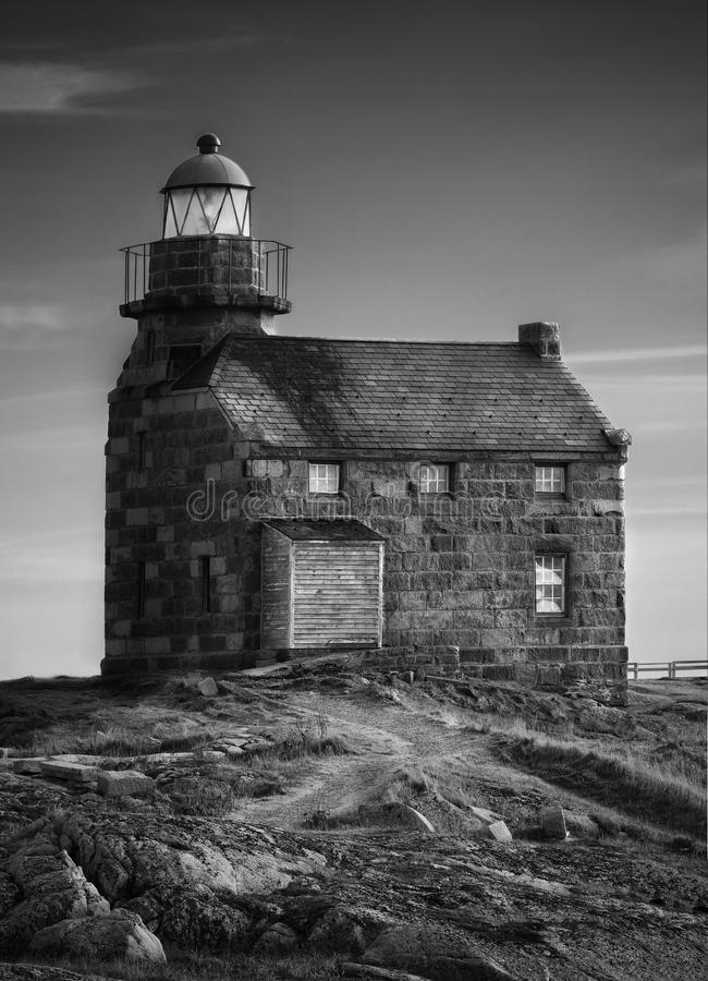 Rose Blanch Lighthouse Historic Site royalty free stock images