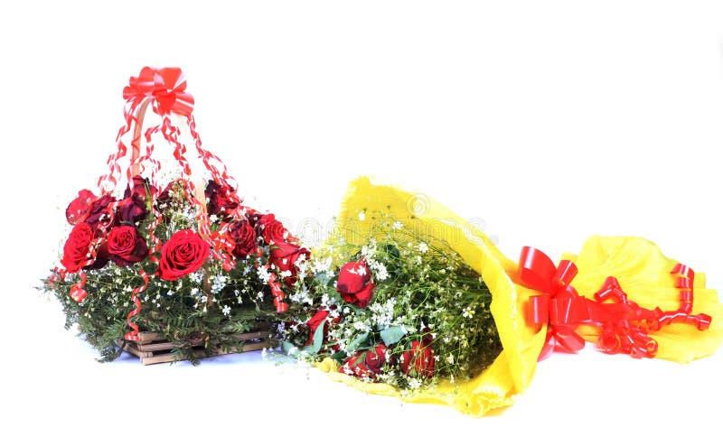 Rose Bouquets imagens de stock