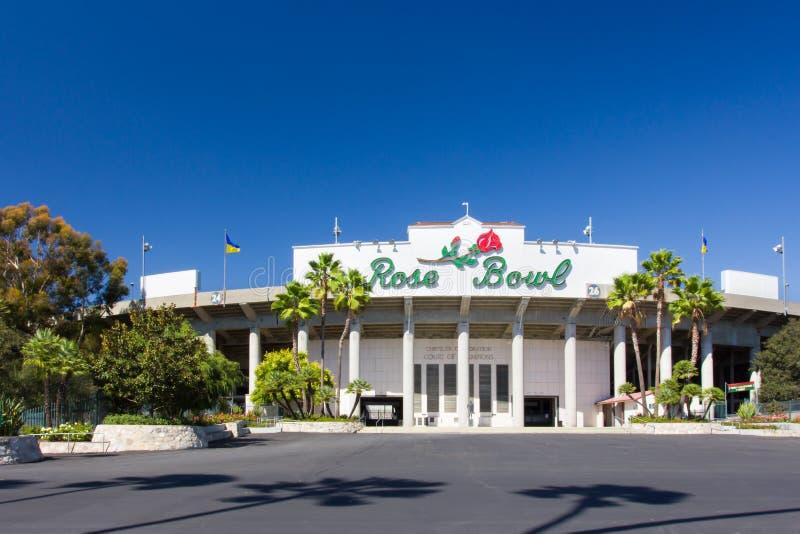 Rose Bowl lizenzfreies stockbild