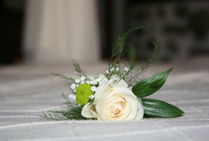 rose bröllop royaltyfri bild