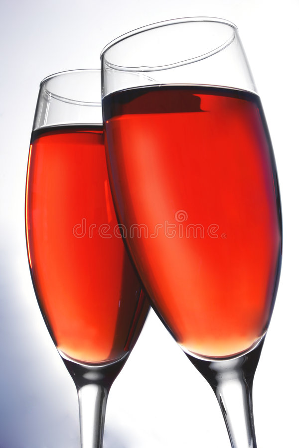 Rose Cheers stock images