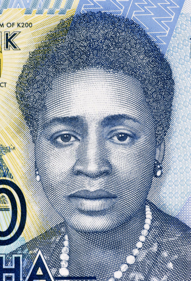 Download Rose Chibambo editorial stock image. Image of money, banknote - 29431849