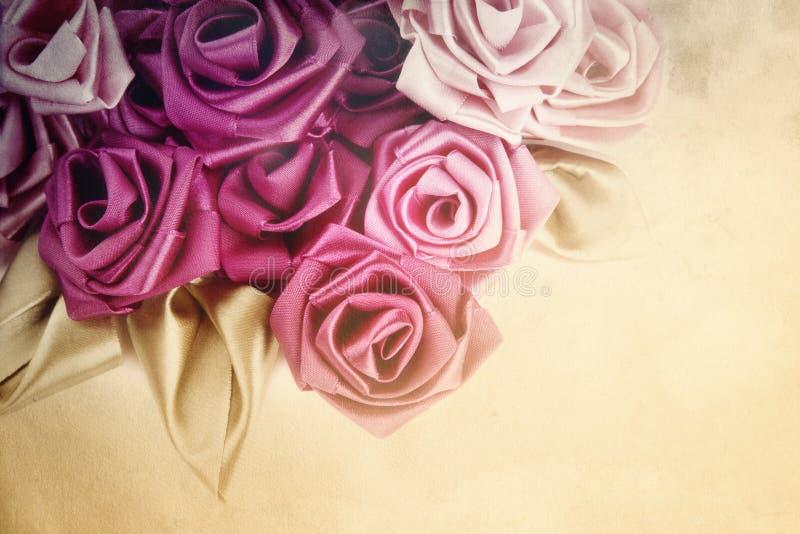 Rose dell'annata immagine stock
